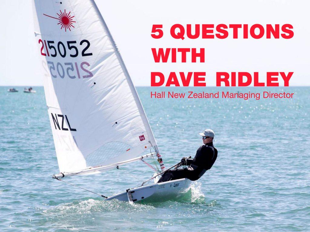 Dave Ridley Sailing