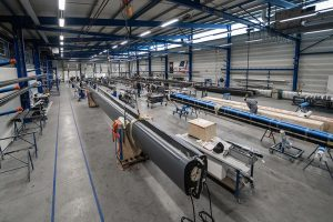 Hall Spars Factory_2021